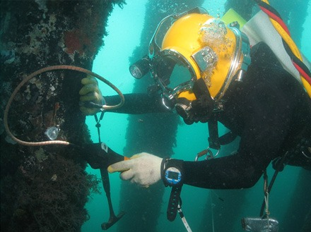 Underwater-Inspection