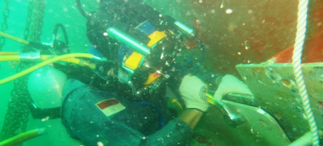 Underwater Inspection & Cleaning